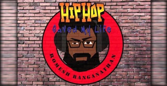 BRITHOPTV: [Podcast] Romesh Ranganathan (RomeshRanga) - Hip-Hop Saved My Life Podcast [HHSMLPod] | #HipHop #UKHipHop #Comedy#Podcast
