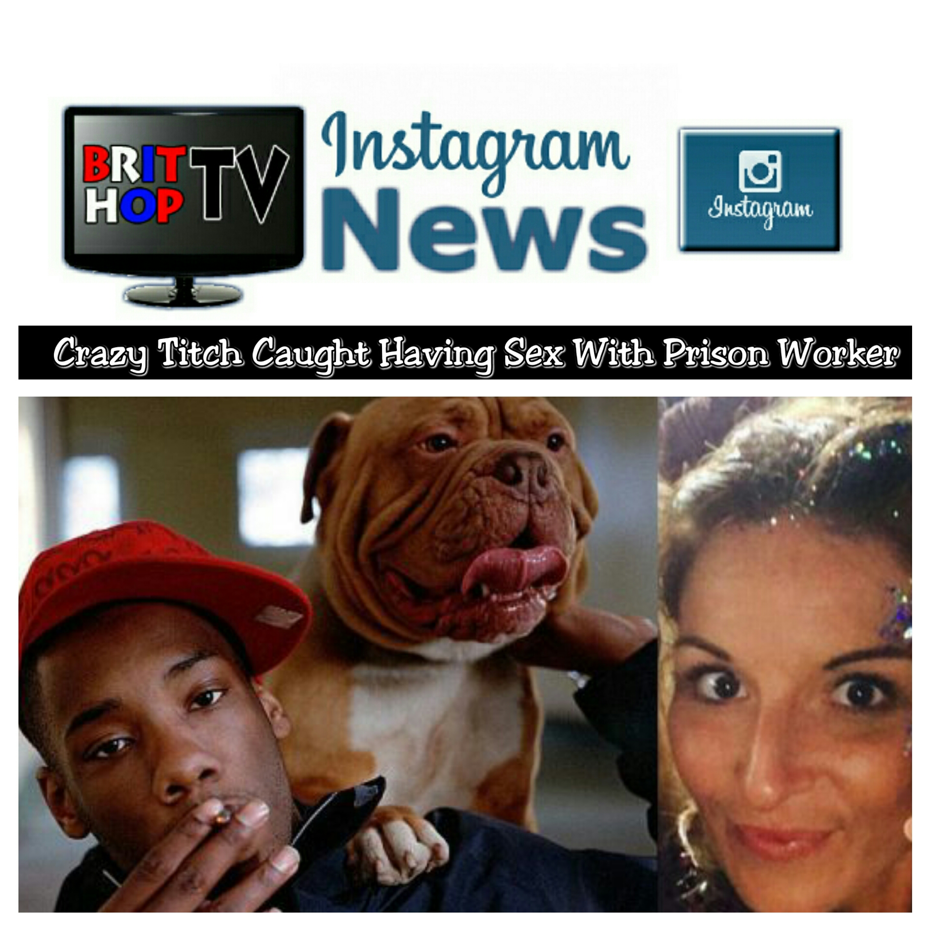 BRITHOPTV: [News] Crazy Titch Caught Having Sex With Prison Worker | #Grime #News