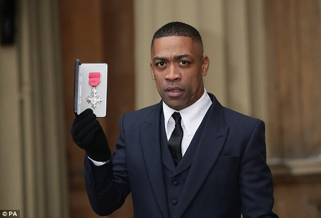 BRITHOPTV: [News] The Godfather Of Grime Wiley Receives His MBE  | #Grime #News