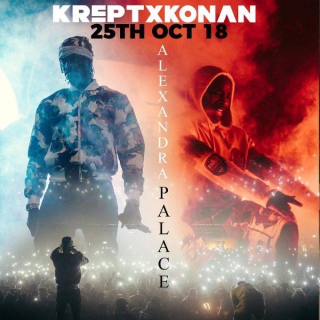 BRITHOPTV: [News] Krept (@KreptPlayDirty) And Konan (@KonanPlayDirty) Announce Headline Show At Alexandra Palace | #UKRap #UKHip-Hop #MusicNews