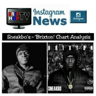 BRITHOPTV: [News] Sneakbo's – 'Brixton' Chart Analysis   #UKRap #UKHipHop