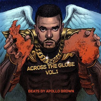 BRITHOPTV: [New Music] Apollo Brown (@ApolloBrown) - 'Time's Different ft. Juga-Naut (@JugaNaut), Vandal Savage (@iamvandalsavage) & Cappo (@CAPPO_GENGHIS)' [@LowKeySourceAU] | #HipHop #Rap #UKHipHop