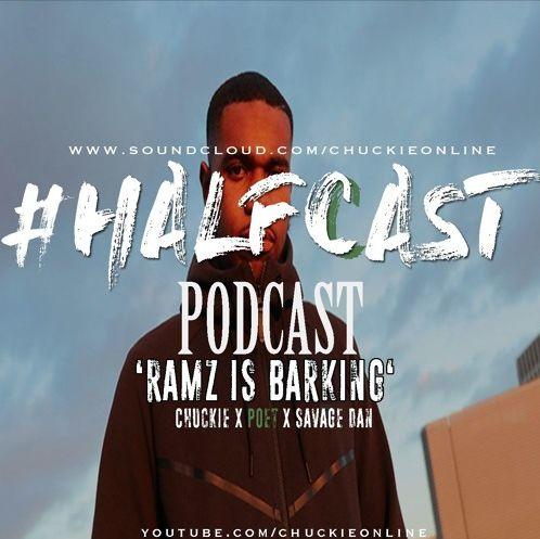 BRITHOPTV: [Podcast] ChuckieOnline (@ChuckieOnline) & Poet (@PoetsCornerUK) - #HALFCASTPODCAST: - 'Ramz (@RamoneRochester) Is Barking' | #Podcast #Grime #UKRap