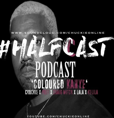 BRITHOPTV: [Podcast] ChuckieOnline (@ChuckieOnline) & Poet (@PoetsCornerUK) - #HALFCASTPODCAST Guest: La La (@MissLalaReport)  & Kelila Jade (@KelilaJade) - 'Coloured Kanye' | #Podcast #Colourism #HipHop #MentalHealthcism