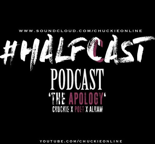 BRITHOPTV: [Podcast] ChuckieOnline (@ChuckieOnline) & Poet (@PoetsCornerUK) - #HALFCASTPODCAST Guest: Alhan (@Alhan) - 'The Apology!' | #Podcast #Colourism #Racism