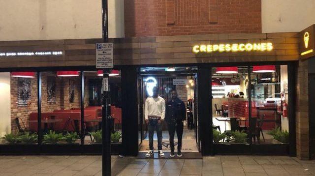 BRITHOPTV: [News] [News] Krept (@kreptplaydirty)And Konan (@konanplaydirty) To Open Dessert Restaurant 'Crepes And Cones'   #UKRap #UKHipHop