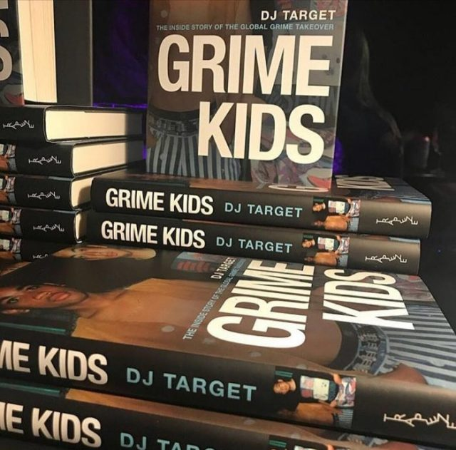 BRITHOPTV: [News] DJ Target Releases His 'Grime Kids' Book | #Grime #Books #Reading