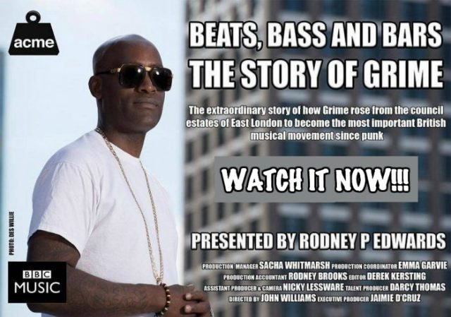 BRITHOPTV: [Documentary] Rodney P (@RodneyP_UK) - Bass, Beat & Bars - The Story of Grime | #Grime #Documentary