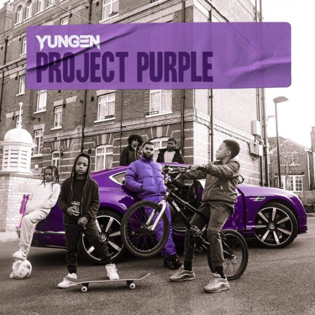 BRITHOPTV: [New Release] Yungen (@YungenPlayDirty) - 'Project Purple' Mixtape OUT NOW! [Rel. 25/01/19] | #UKRap #UKHipHop
