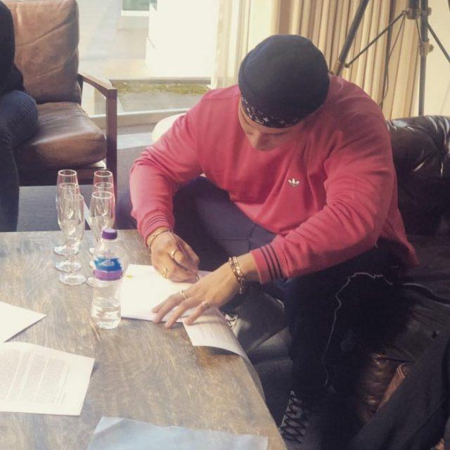 BRITHOPTV: [News] Ocean Wisdom Signs Label Deal With Warner Music | #UKHipHop #UKHipHopNews #MusicNews