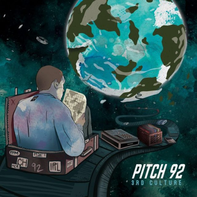 BRITHOPTV: [New Release] Pitch 92 (@Pitch_92) - '3rd Culture' Album OUT NOW! [Rel. 01/03/19] | #UKRap #UKHipHop