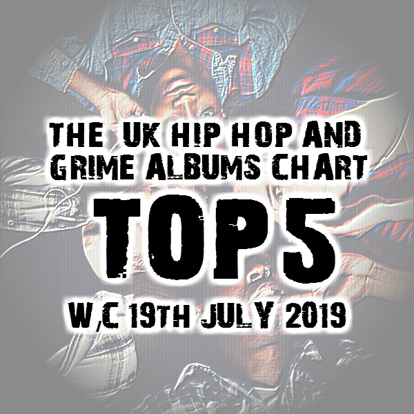 BRITHOPTV: [Chart] Official UK Hip-Hop/Grime Top 10 Singles Chart W/C 19th July 2019 | #UKRap #UKHipHop #Grime