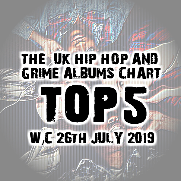 BRITHOPTV: [Chart] Official UK Hip-Hop/Grime Top 10 Singles Chart W/C 26th July 2019 | #UKRap #UKHipHop #Grime
