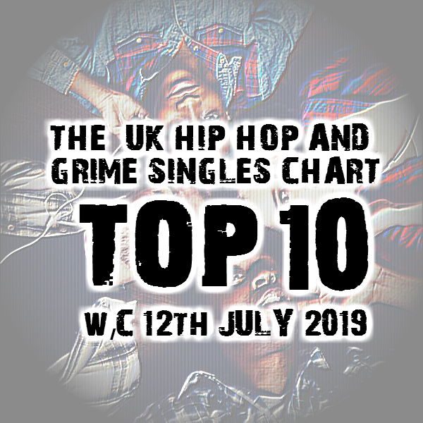 BRITHOPTV: [Chart] Official UK Hip-Hop/Grime Top 10 Singles Chart W/C 12th July 2019 | #UKRap #UKHipHop #Grime
