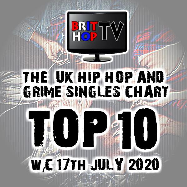 BRITHOPTV: [Chart] Official UK Hip-Hop/Grime Top 5 Albums Chart W/C 17 July 2020 | #UKRap #UKHipHop #Grime