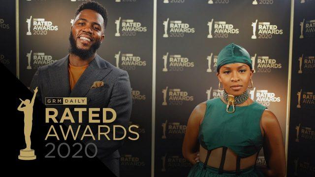 BRITHOPTV: [News] GRM Daily (@GRMDaily) #Rated Awards 2020 Winners List | #Grime #UKRap #MusicNews