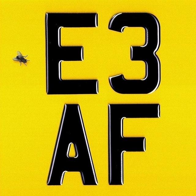 BRITHOPTV: [New Release] Dizzee Rascal  (@DizzeeRascal) - 'E8AF' Album [Rel. 30/10/20] |  #UKRap #Grime